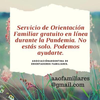 Servicio de Orientación Familiar