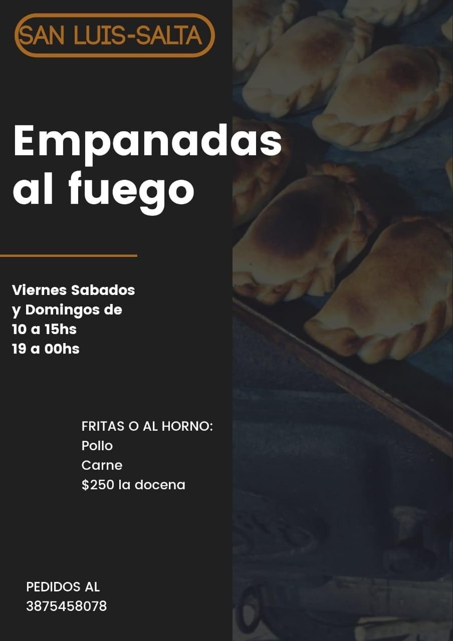 Empanadas y Pizzas San Luis