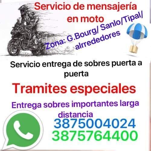 Servicio de Mensajería