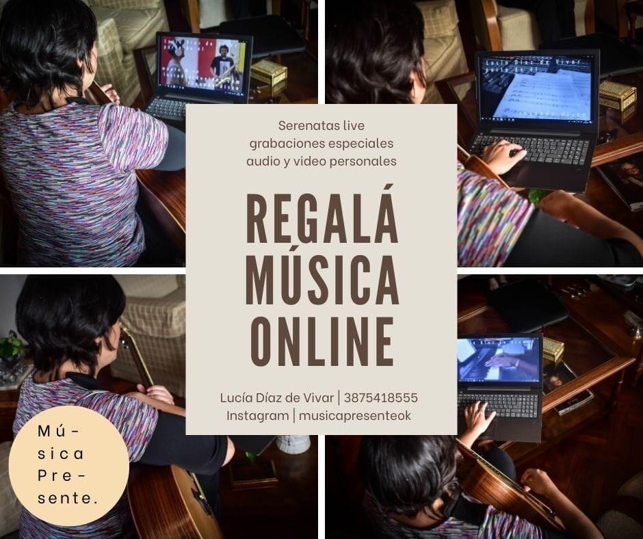 LDV Regala Música Online