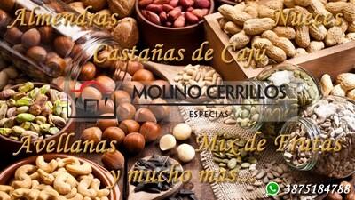Molino Cerrillos Especias