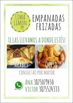 Lima Limón Empanadas