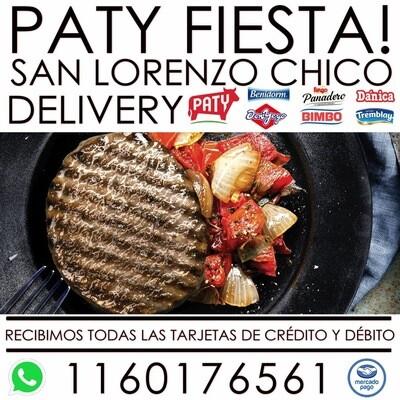 Paty Fiesta!