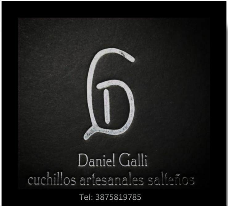 Daniel Galli Cuchillos Artesanales