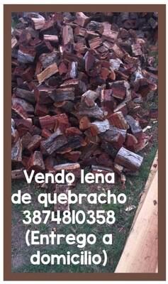 Leña de Quebracho