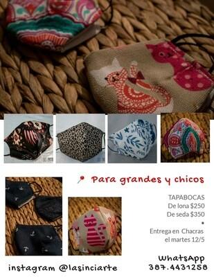 Tapabocas Las Inciarte