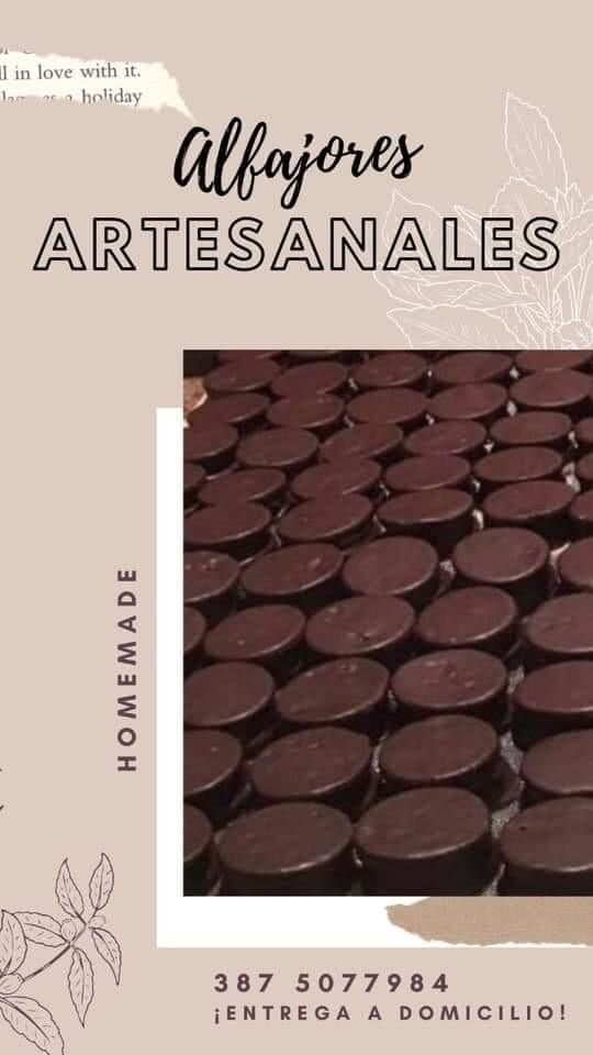 Alfajores Artesanales