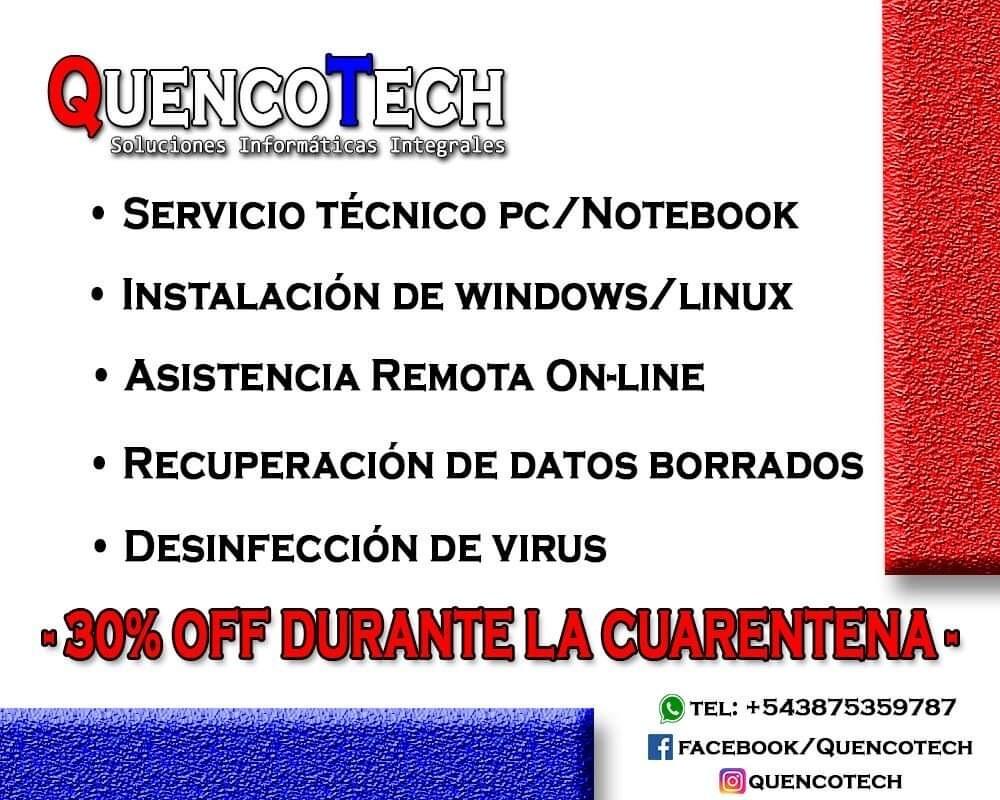 Quenco Tech