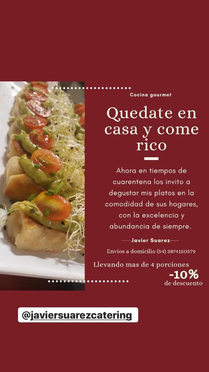 Javier Suarez Catering