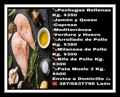 Pollos León