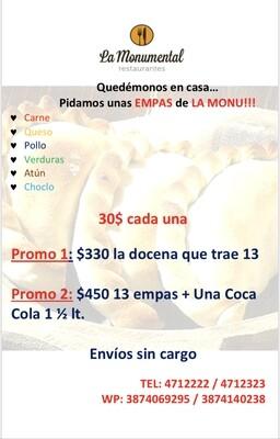 La Monumental Empanadas