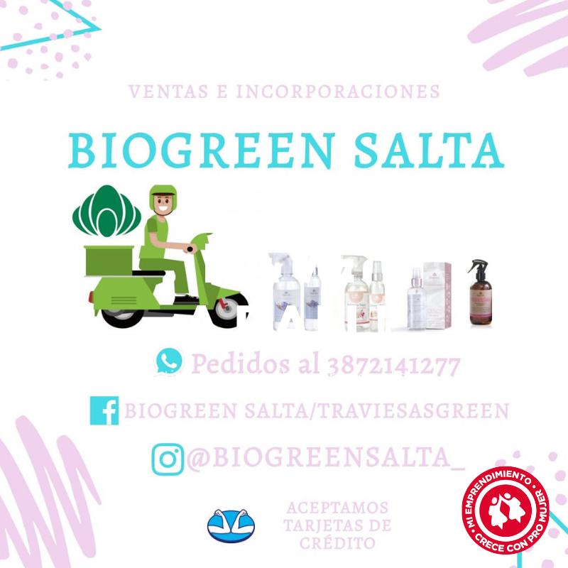 Biogreen Salta