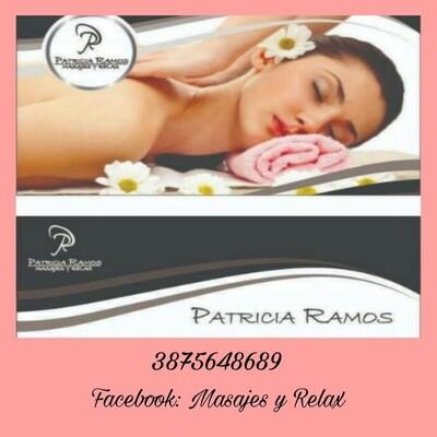 Patricia Ramos Masajes y Relax