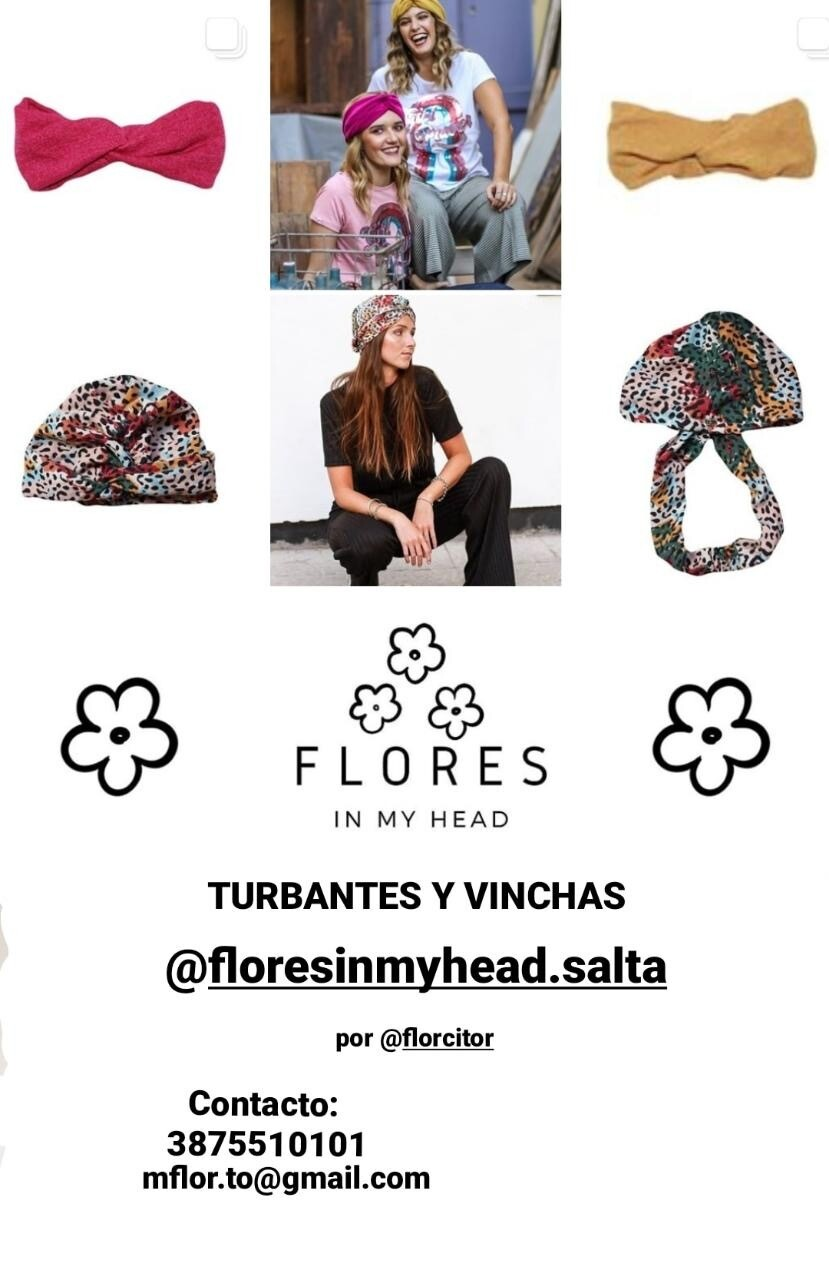 Flores In My Head