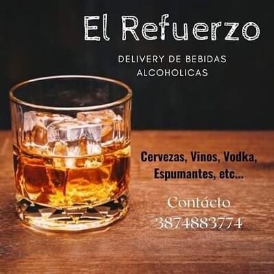 El Refuerzo Delivery de Bebidas