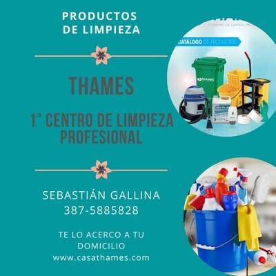 THAMES Productos y Limpieza Profesional