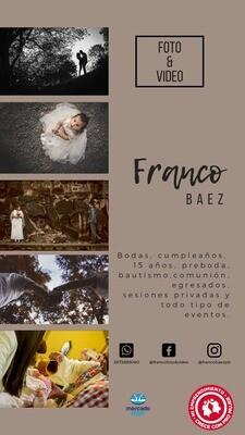 Franco Baez Foto y Video
