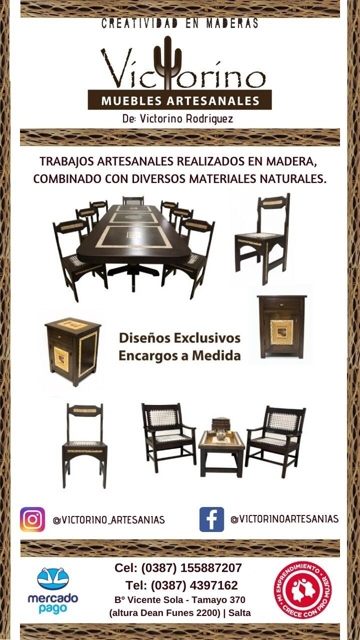 Victorino Muebles Artesanales
