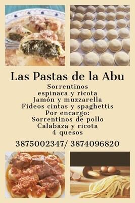 Las Pastas de la Abu