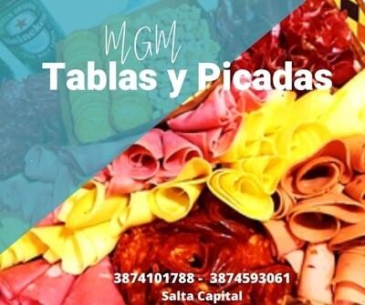 MGM Tablas y Picadas