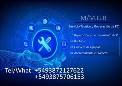 MGB Servicio Técnico PC