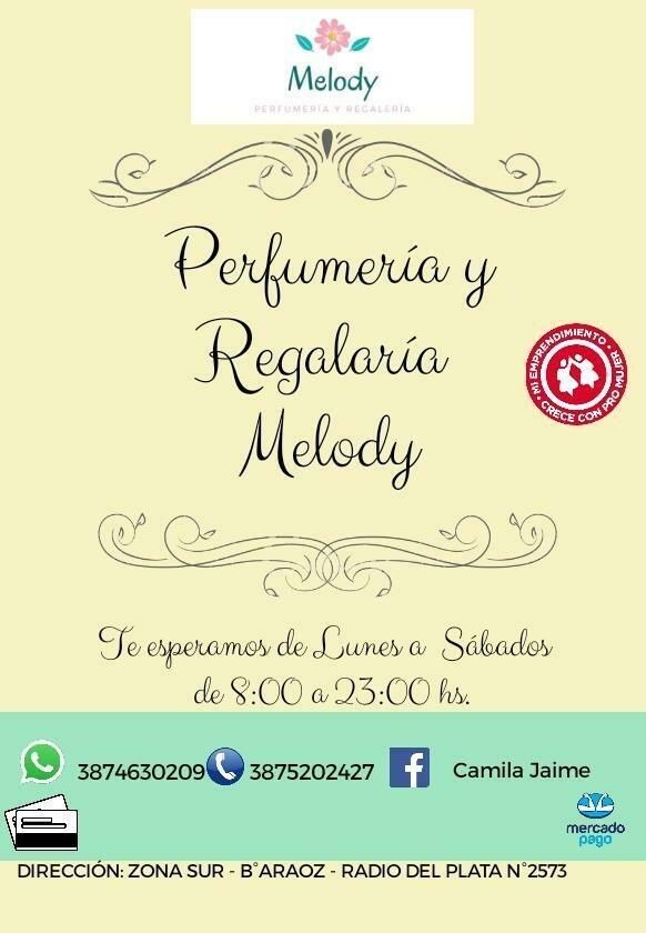 Melody Perfumería y Regalería