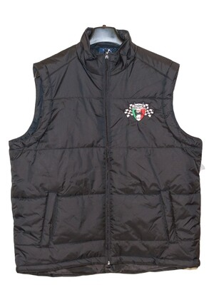 Padded Vest (with logo)