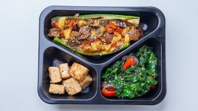 Plan Vegetariano (Quincenal)