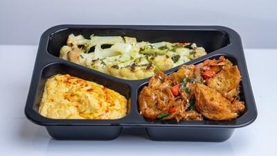 Plan Vegetariano (Mensual)