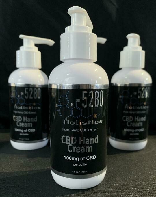 CBD 100mg CBD Hand Cream