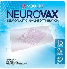 Neurovax Immune Optimization Patch