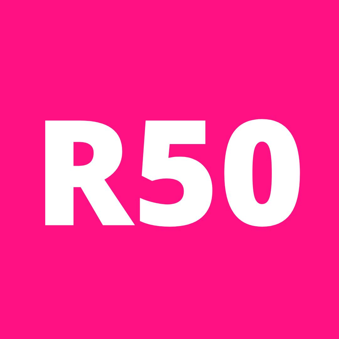R50 Gift Voucher