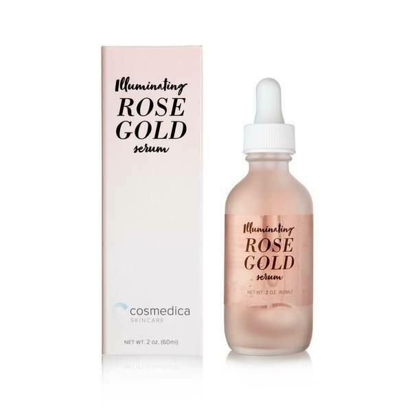 Cosmedica - Iluminating Rose Gold Serum
