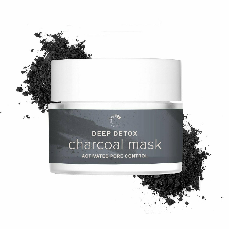 Cosmedica - Deep Detox Charcoal Mask
