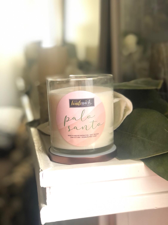 Palo Santo 8.5oz Candle