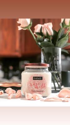 Rose Milk 16oz Candle