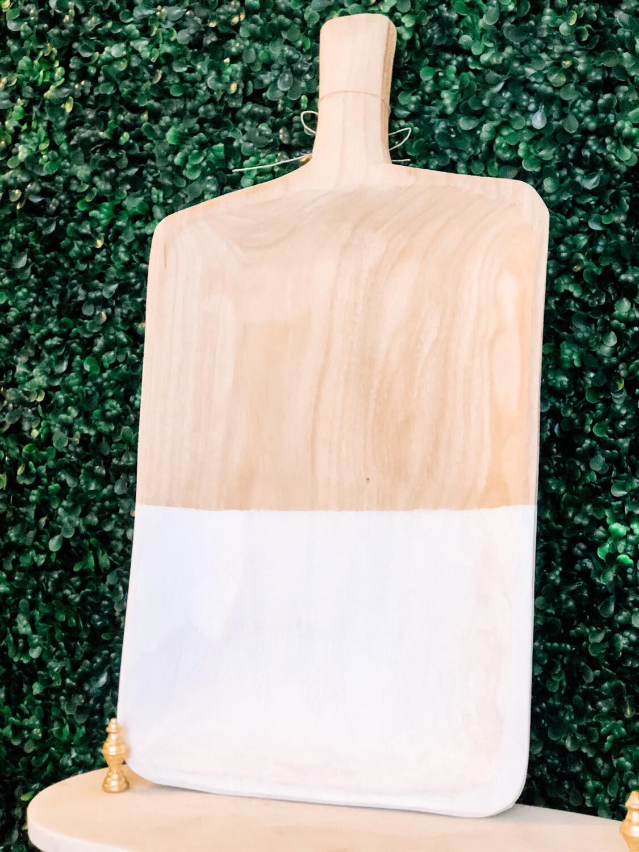 Paulownia Wooden Serving Board