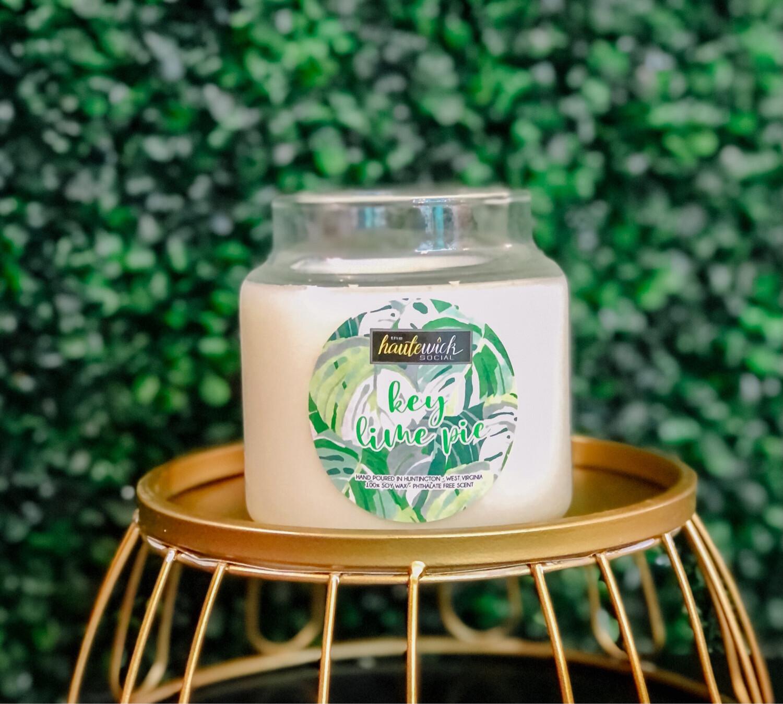 Key Lime Pie 16oz Candle