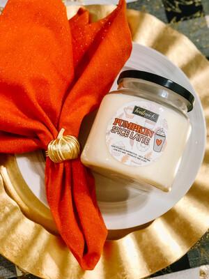 Pumpkin Spice Latte 16oz Candle