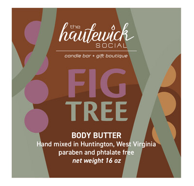 Fig Tree 16oz Body Butter