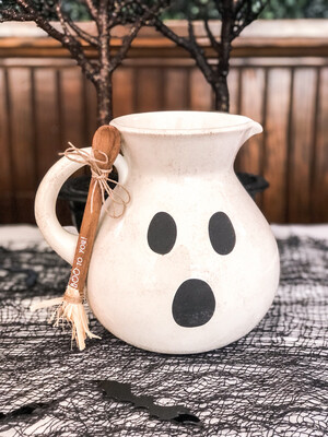 Ghost Drink Pitcher