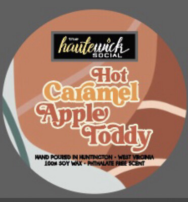 Hot Caramel Apple Toddy Tart Melt