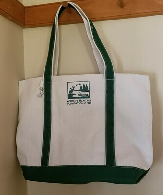 Wildlife Heritage Foundation of NH Canvas Bag