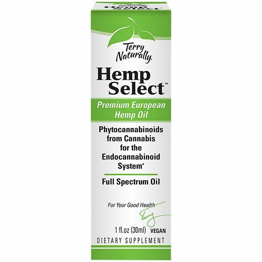 Hemp Select Oil
