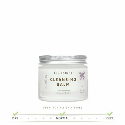 The Skinny - Calming Cleansing Balm 3-in-1 Cleanser  2oz