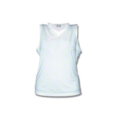 Vapor Ladies Brighter White Sleeveless Singlet