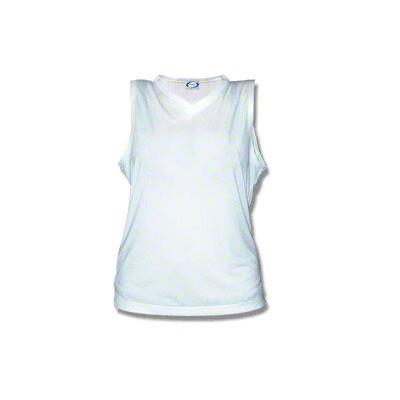 Vapor Ladies Brighter White Sleeveless Singlet