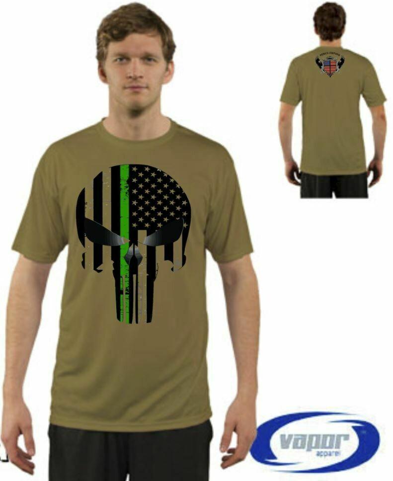 Men's Military Punisher Support - Short Sleeve