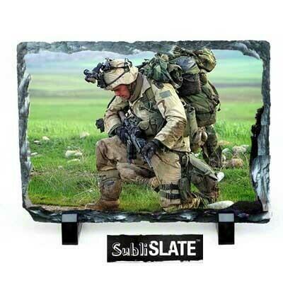 Slate Photo Plaques
