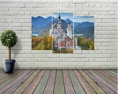 Bolivian Castle Panel